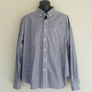Dockers Long Sleeve Button Down Shirt Size XL